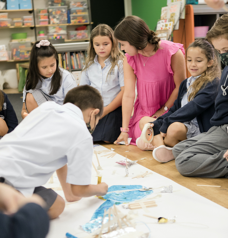 STEM at Grace School Houston